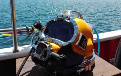 Un día de buceo en la bodega submarina